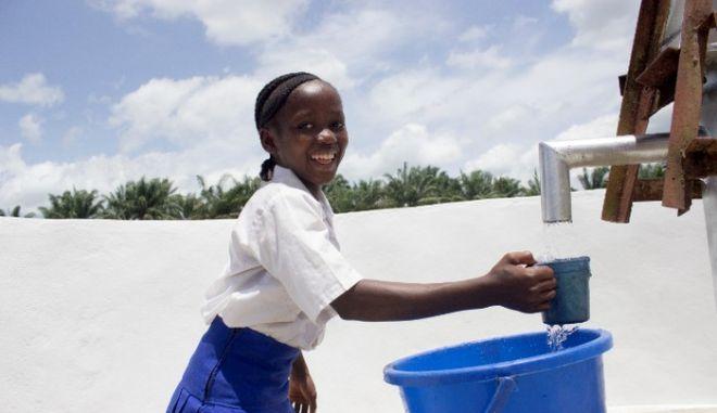 Μια ευχή για το 2021: Καθαρό νερό για όλους