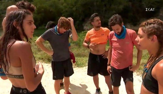 Survivor 4 - Κουβάρι οι Μπλε