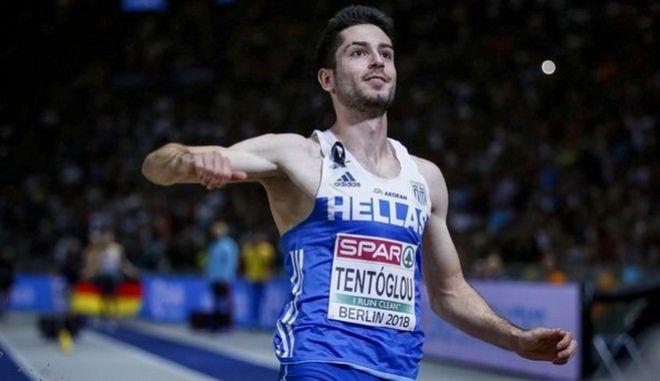 Γλασκώβη 2019: Πρωταθλητής Ευρώπης ο Μίλτος Τεντόγλου