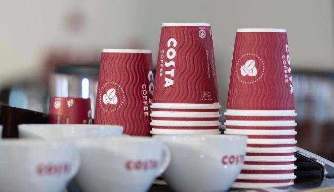 Η Coca-Cola Τρία Έψιλον και η Coca-Cola Hellas φέρνουν στην Ελλάδα τα προϊόντα Costa Coffee