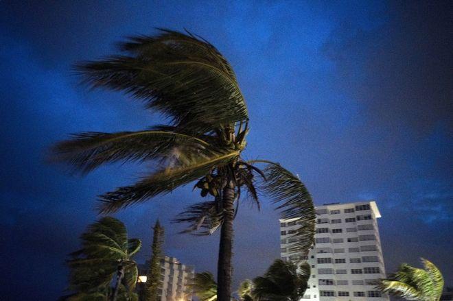 Τυφώνας Ντόριαν στις Μπαχάμες