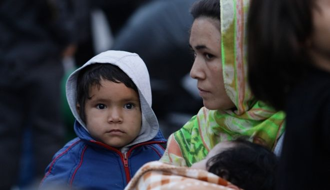 Πρόσφυγας (ΦΩΤΟ Αρχείου)