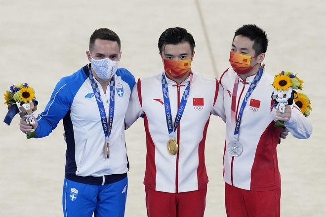 Χάλκινος ο Λευτέρης Πετρούνιας στους Ολυμπιακούς Αγώνες του Τόκιο 2020 με τιτάνια προσπάθεια