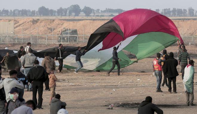 Νεκροί τρεις Παλαιστίνιοι που εισχώρησαν στο Ισραήλ