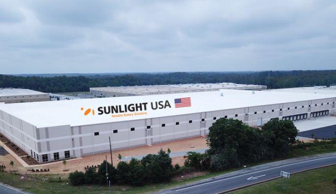 SUNLIGHT: Είσοδος στην αγορά της Αμερικής