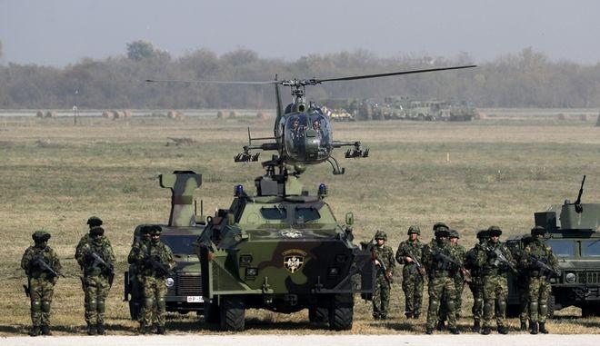 Στρατιωτική βάση στη Ρωσία (ΦΩΤΟ Αρχείου)