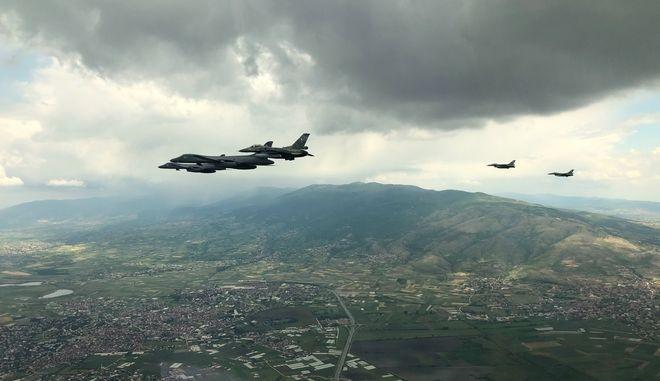 Αεροσκάφη F-16