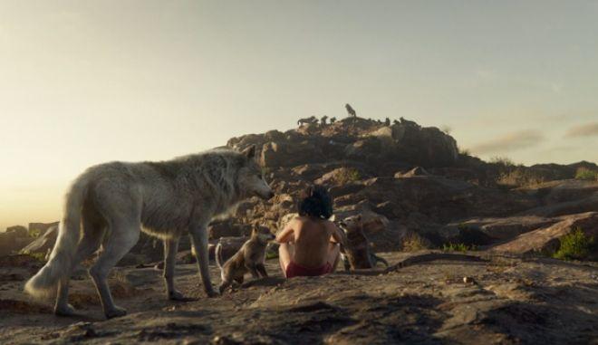 Με τα νέα clips του 'Jungle Book' δε θα μείνει μάτι στεγνό