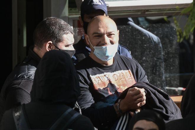 Χρυσή Αυγή: Στις φυλακές Δομοκού τα ηγετικά στελέχη