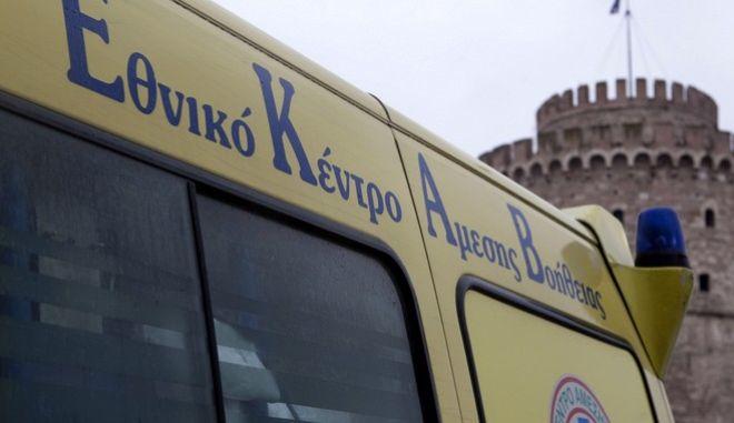 Θεσσαλονίκη: Πτώση 83χρονου από ταράτσα - Ακαριαίος θάνατος