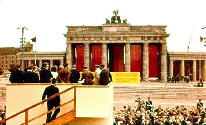 Then we take Berlin…