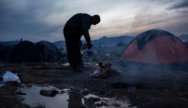 Τόσκας: Δεν θα γίνει βίαιη επέμβαση στην Ειδομένη
