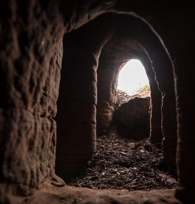 Λαγότρυπα έφερε στο φως κρησφύγετο 700 ετών των Ναϊτών Ιπποτών