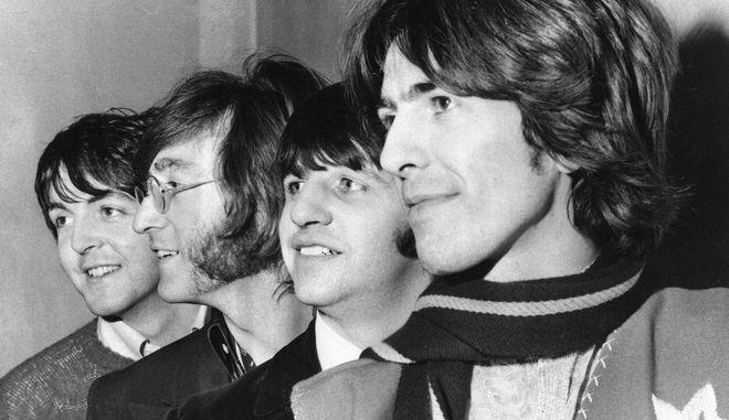 Oι Beatles το 1968.