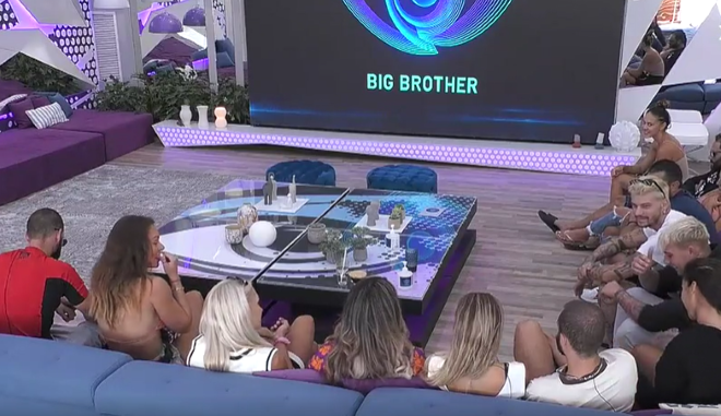 Οι παίκτες του Big Brother