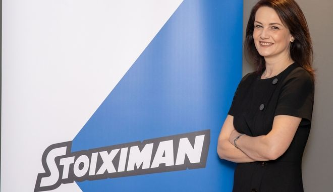 Η Αγγελική Παπαδοπούλου, Corporate Affairs Director στη Stoiximan