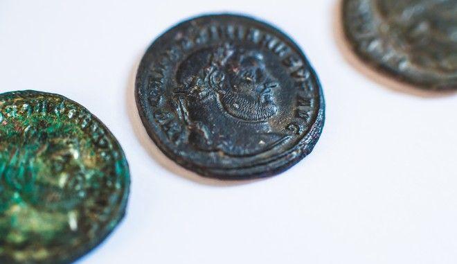 Λάρισα: 47χρονος είχε στην κατοχή του νομίσματα της Ρωμαϊκής και Μεσαιωνικής περιόδου