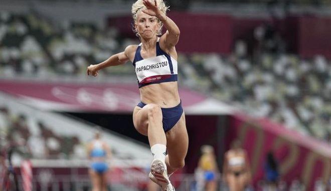 Ολυμπιακοί Αγώνες-Στίβος: Εκτός τελικού η Παπαχρήστου στο τριπλούν γυναικών