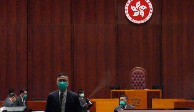 Βουλή του Χονγκ Κονγκ