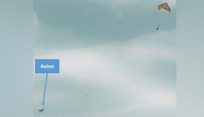 Στραβός... πολίτης σε F16: Εκτοξεύτηκε κατά λάθος από το μαχητικό