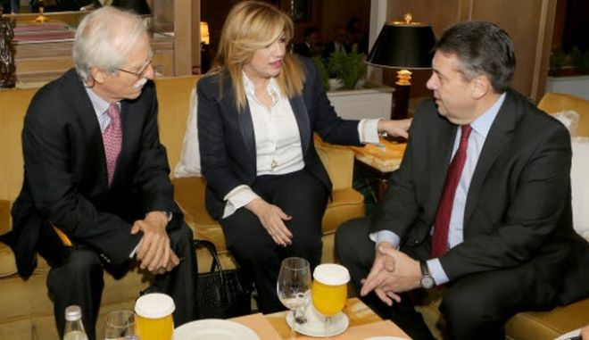 Γεννηματά σε Γκάμπριελ: Γερμανία και Ευρώπη να επιδείξουν ευελιξία για να ολοκληρωθεί η αξιολόγηση