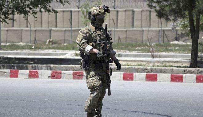Ένας Αμερικανός στρατιώτης νεκρός, δύο τραυματίες στο Αφγανιστάν