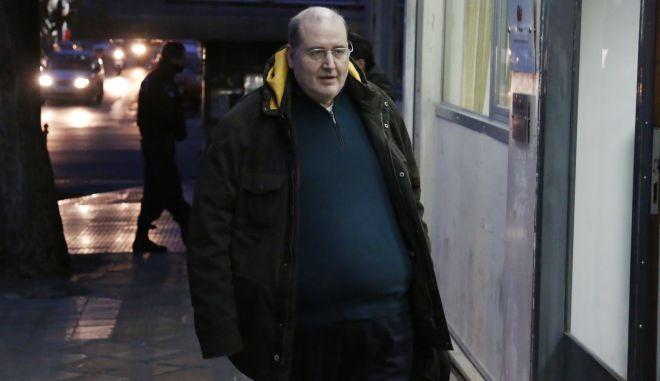 ΑΘΗΝΑ-Συνεδριάζει  υπό την προεδρία του Αλέξη Τσίπρα το Πολιτικό Συμβούλιο του ΣΥΡΙΖΑ// ΣΤΗ ΦΩΤΟΓΡΑΦΙΑ Ο ΝΙΚΟΣ ΦΙΛΗΣ.(Eurokinissi-ΣΤΕΛΙΟΣ ΜΙΣΙΝΑΣ)