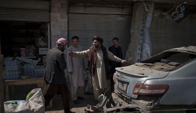 Αφγανιστάν: Επίθεση εναντίον οχήματος όπου επέβαιναν Ταλιμπάν