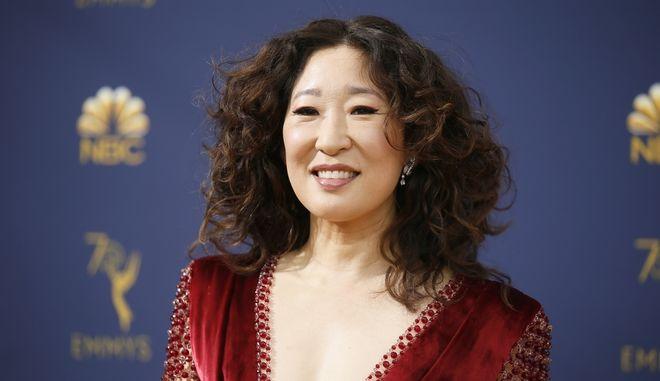 Η ηθοποιός Σάντρα Ο