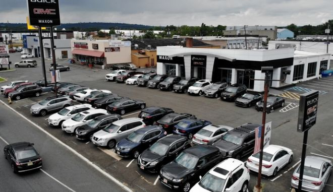 Αυτοκίνητα της Gerenal Motors