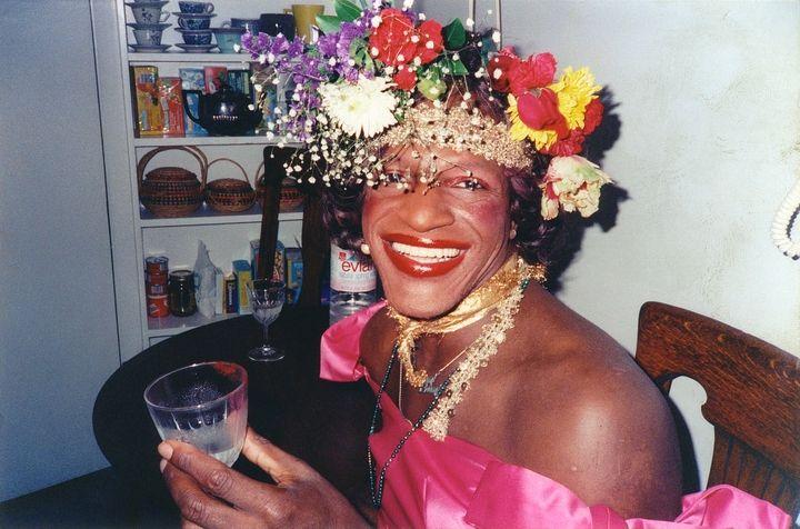 Η Marsha P. Jackson, αφροαμερικανή Drag Queen, από τις πρωταγωνίστριες των συγκρούσεων με την αστυνομία στο Stonewall Inn.