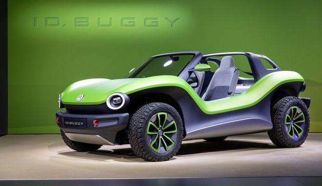 Το αμιγώς ηλεκτρικό όχημα I.D. BUGGY
