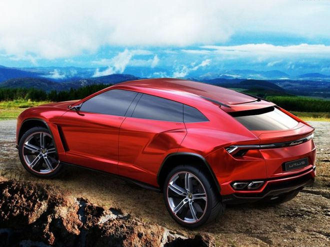 Η Lamborghini σχεδιάζει ένα πολυτελές SUV. Στην αντεπίθεση περνούν οι άλλες premium φίρμες.