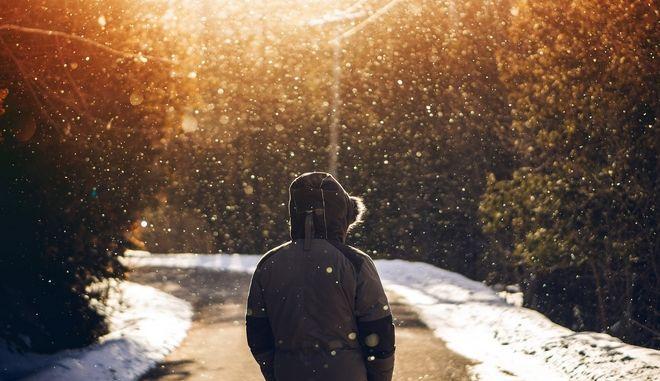 Χριστούγεννα με αίθριο καιρό και άνοδο της θερμοκρασίας