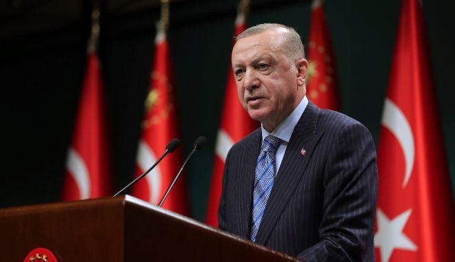 Ερντογάν: Ανακοίνωσε ανακάλυψη νέου κοιτάσματος φυσικού αερίου στη Μαύρη Θάλασσα
