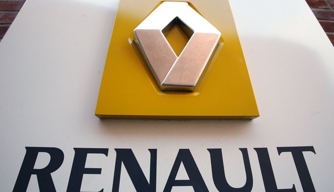 To σήμα της Renault