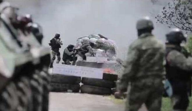 Επίθεση με εννέα Ουκρανούς στρατιώτες νεκρούς στην περιοχή του Ντονέτσκ