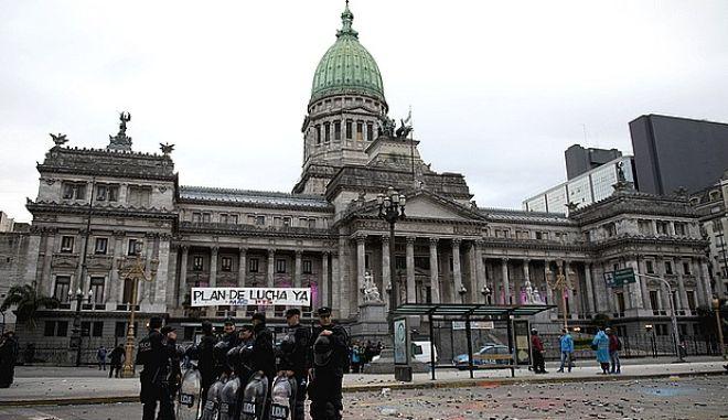 Αστυνομικές δυνάμεις στο Μπουένος Αϊρες