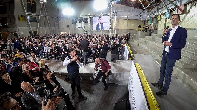 Παρουσίαση Συνδυασμού του υποψηφίου δημάρχου Αθηναίων Κώστα Μπακογιάννη