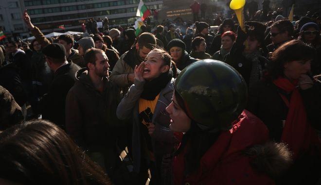 Κινητοποίηση στη Βουλγαρία