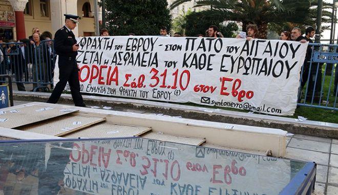 Τι έλεγε ο ΣΥΡΙΖΑ για τον φράχτη του Έβρου