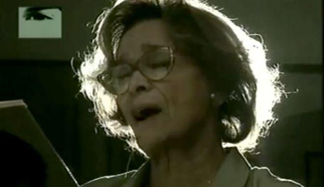 Τιτίκα Νικηφοράκη: Πέθανε η σπουδαία ηθοποιός και δασκάλα του θεάτρου