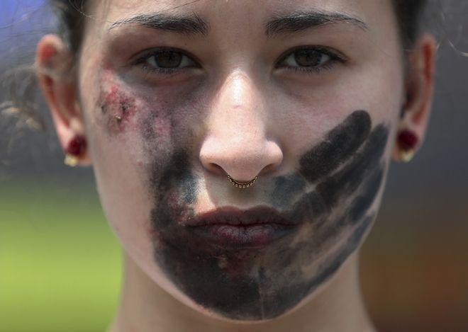 Κολομβία: Εικόνες χάους στην Ποπαγιάν στις διαδηλώσεις κατά της αστυνομικής καταστολής