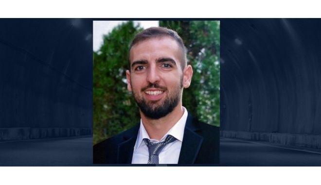 Ο 26χρονος φοιτητής Νομικής, Δημήτρης Σωτηρίου