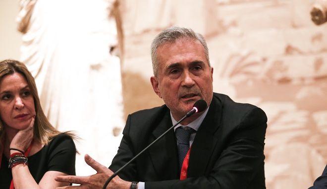 O Αντιπρόεδρος του Ομίλου Stoiximan κ.Σπανουδάκης