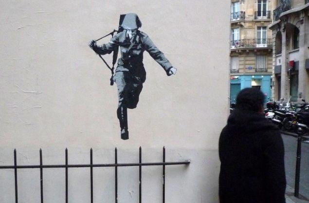Μία εικόνα 1000 λέξεις: Άλμα στην ελευθερία