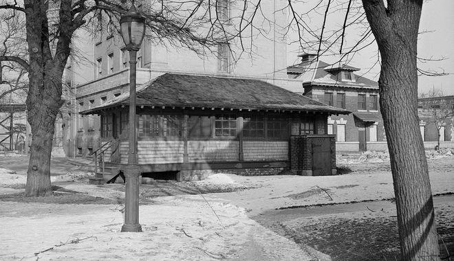 16/01/1948 το σπίτι της τυφοειδούς Μαίρης