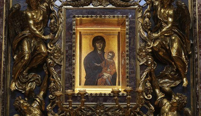 "Mary ""Salus Populi Romani"""