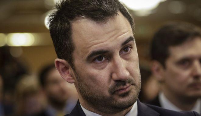 Ο αναπληρώτης υπουργός Οικονομιάς Αλέξης Χαρίτσης