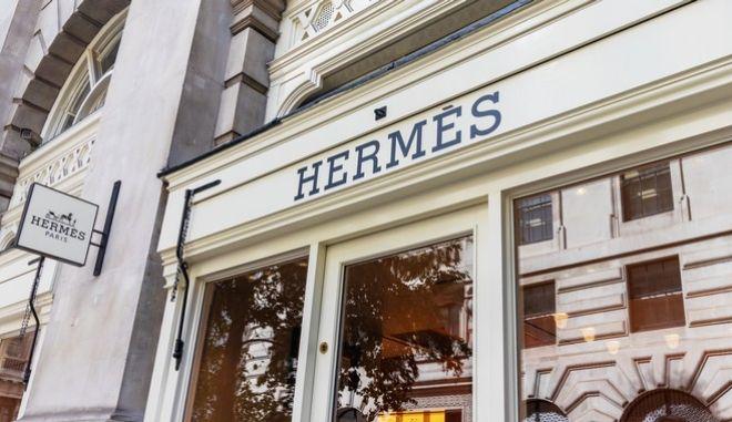 Κατάστημα του οίκου Hermes